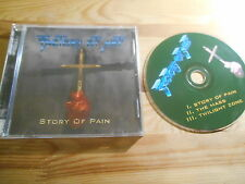 CD Metal Factory Of Art - Story Of Pain (3 Song) PRIVATE PRESS