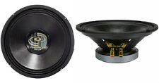"""NEW (2) 10"""" Woofer Speakers.8ohm.Drivers.DJ PA Pro Home Audio Replacement.PAIR"""