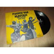"PACIFIC GAS & ELECTRIC the hunter - live love BYG records Sp 7"" - 1970"