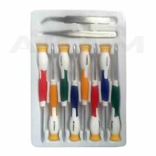 Precision Screwdrivers Set Screwdrivers With Tweezers 5 Series 8pcs BAKU BK 8800