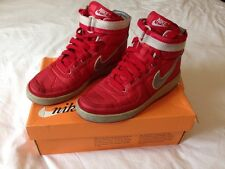 Nike Vandal High Supreme (VNTG) Red/ UK 7/ US8 /EU41 /CM26