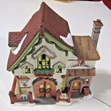 "Santa's Workbench Collection Victorian Series 1999 ""Thimbleberry Quilt Shop"""