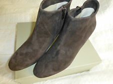 HOBBS Ladies Ankle Boots Brown Suede - Lizzy-  Size 6 / 39 - BNIB