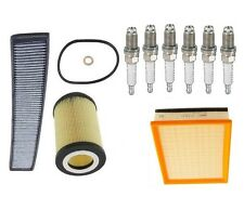 BMW E46 X3 330i 323Ci Tune Up Kit Filters Air Cabin Engine & Plugs High Quality