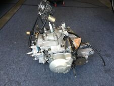 OEM Aprilia RS250 Race Engine with Flatslide Carbs and Chambers