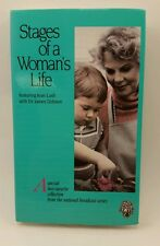 Stages of a Woman's Life Jean Lush & Dr James Dobson Focus on the Family CS019