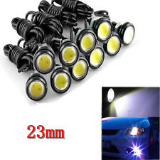 10Pcs 23MM 9W Eagle Eye Led Light White Waterproof DRL Universal Signal Lamp 12V