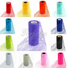 1/2/5/10 Rolls  Vintage Style Lace Roll Wedding Party Chair Sash Venue 6