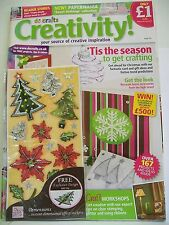 Magazine. Do Crafts Creativity! Issue 10. Creative Card Making & Scrapbooking.