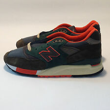 "New Balance for J.Crew [M998JC4]  ""Concrete Jungle"" Sneakers Men's Shoes Size: 7"