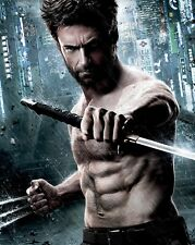 Hugh Jackman Glossy 8x10 Photo