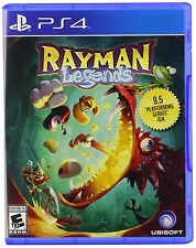 """Rayman Legends PS4 Sony PlayStation 4 Brand New Sealed """"FREE SHIPPING"""""""