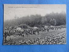 Foto PK Artillerie Feldpost Bayerisches 4. Feldartillerie Regiment
