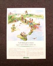 [GCG] M978 - Advertising Pubblicità - 1995 - ALITALIA