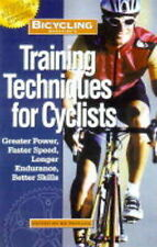 """Bicycling"" Magazine's Training Techniques for Cyclists, Ed Pavelka"