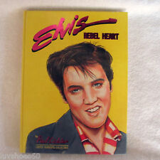 Elvis Rebel Heart by Paul Lichter (1992, Hardcover) Limited Numbered Edition