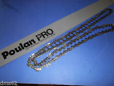 """NEW POULAN PRO 32"""" BAR & CHAIN COMBO 404 063 100 LINK FITS 8500 5200 6900"""