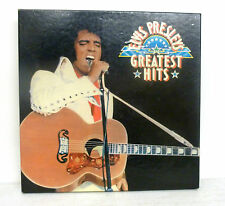 ELVIS PRESLEY Greatest Hits. Readers Digest GELV-6A