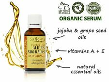 Organic Anti-Wrinkle Oil Saflora With Retinol A | Whitening AntiAged Serum 30 ml