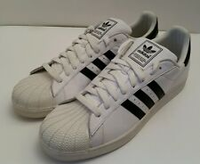 Adidas Superstar II D Original Leather Sneakers Shoes Men Size 20 D Rubber Shell