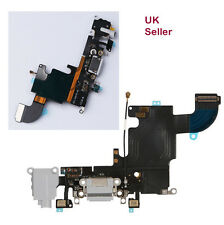 "iPhone 6s (4.7"") Charging Port & Mic & Headphone Jack Flex Cable grey grade A"