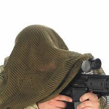Face Veil Camouflage Tactical Concealment Equipment Gear Hunting Military Camcon