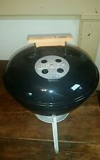 """Weber Smokey Joe 14"""" Portable BBQ Grill Black Tailgate Camping Cook Outdoor NEW"""