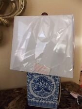 RALPH LAUREN~MANDARIN ASIAN KOI~BLUE WHITE~LAMP WITH  SHADE~NEW