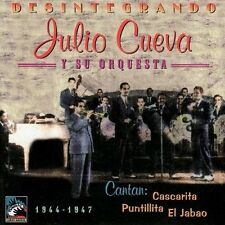 JULIO CUEVA - DESINTEGRANDO  CD NEU