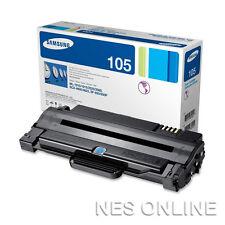 Samsung MLT-D105S Genuine BLACK Toner Cartridge ML-2580N SCX-4623F ML-2545 D105
