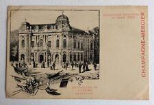 CPA. PARIS. 75 - Exposition Universelle 1900. Champagne Mercier. Empire Autriche