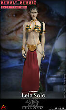 1/6 Star Wars Princess Leia Organa Slave Outfit Set For Hot Toys USA IN STOCK