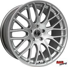 Ford Focus Mondeo usw Alufelgen 8x18 Zoll DIEWE Impatto Silber  wintertauglich