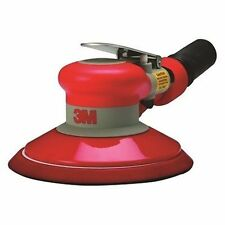 "3M Pneumatic Random Sander 6"" Orbital 3/16"" with Self-Generated Vacuum 20327 MD"