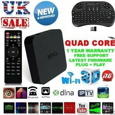 XBMC Quad Core Android TV Box Jailbroken Fully Loaded Free Sports Film Movies TV