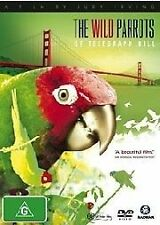 The Wild Parrots Of Telegraph Hill New DVD Region ALL Sealed