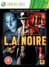 L.A. Noire The Complete Edition Xbox 360 * NEW SEALED PAL *