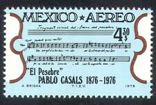 Mexico 1976 Pablo Casals/Music/Musicians/Composers/People 1v (n34038)