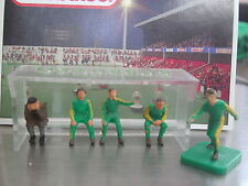 SUBBUTEO DUGOUT MANAGER & SUBSTITUTES BENCH SET 61139 **COMPLETE/VGC**