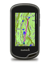 Garmin Oregon 650T Tenuta manuale GPS Outdoor Navigatore+Europe Topo Mappe &