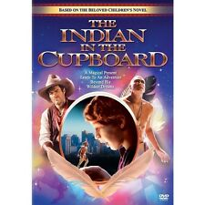 The Indian in the Cupboard (DVD, 2001) NEW