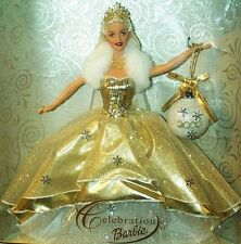 NIB 2000 Holiday Celebration Special Edition Barbie Doll Mattel NRFB Collectors