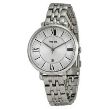 Fossil Jacqueline Stainless Steel Ladies Watch ES3433