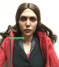 READY! HOT TOYS 2015 AVENGERS 2 AGE OF ULTRON WANDA MAXIMOFF SCARLET WITCH OLSEN
