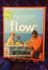 FLOW Magazine for Paper Lovers (#3-2011) DUTCH EDITION DIY Creative Arts Crafts