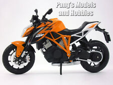 KTM 1290 Super Duke R 1/12 Scale Diecast Metal Model Motorcycle by Maisto