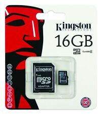 16GB Kingston Memory Card for Samsung Galaxy , S5 Electric , A3 Black S5 Gold