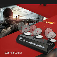 Automatic Reset Toy Gun Airsoft Target Pro Goal Panel For Shooting Game Training