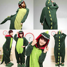 Unisex Adult Kigurumi Cosplay Costume Party Animal Onesie Jumpsuit Hoody Pajamas