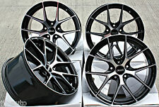 "18"" CRUIZE GTO SFP ALLOY WHEELS FIT LEXUS NX IS & RC COUPE"